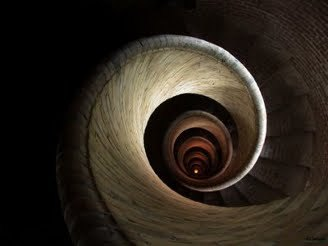 """Connective tissue; shape, texture and me down the """"rabbit hole"""""""